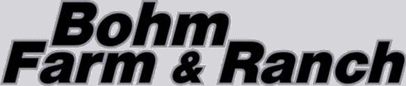 bohm farm & ranch