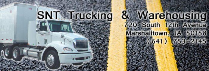 snt trucking & warehousing