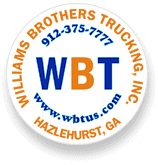 williams brothers trucking - augusta terminal