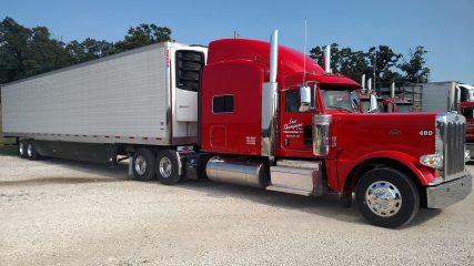 lew thompson & son trucking inc