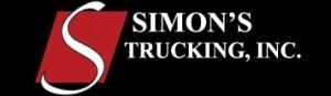 simon's trucking inc.