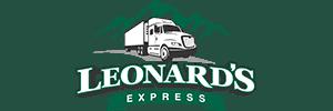 leonard's express inc