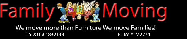 family moving llc - fort myers