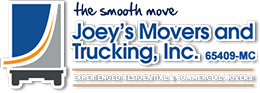joey's movers & trucking inc