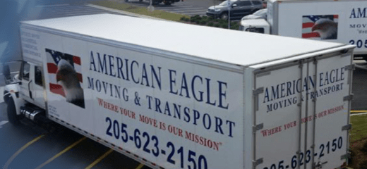 american eagle moving & transport, llc