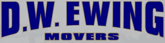 d w ewing movers