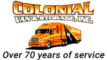 colonial van & storage - fresno