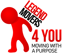 legend movers 4 you - moving company