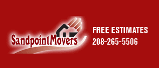 sandpoint movers