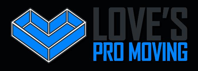 love's pro moving company