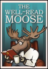 the well~read moose