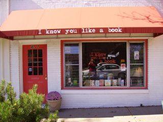 i know you like a book