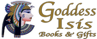 goddess isis books & gifts