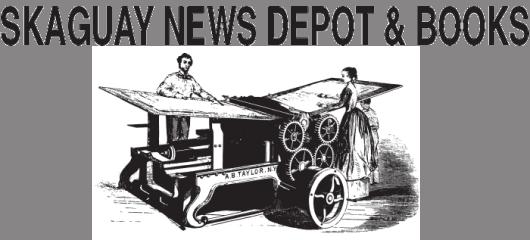 skagway news depot & books