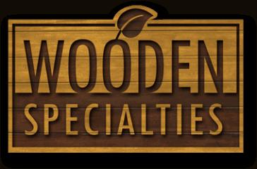 wooden specialties