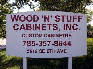 wood n stuff cabinets, inc