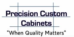 precision custom cabinets llc