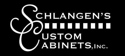 schlangen's custom cabinets