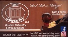 hmp carpentry llc