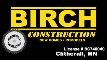 birch construction