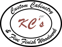 kc's custom cabinetry