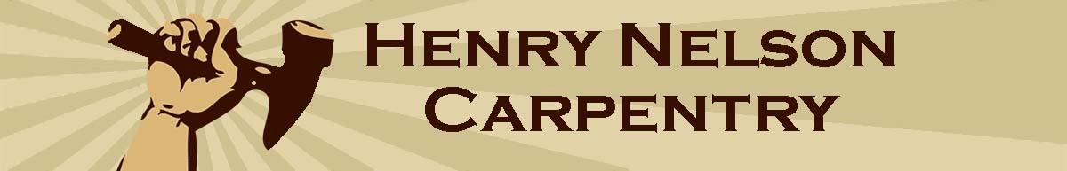 henry nelson carpentry