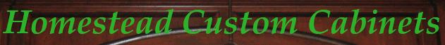 homestead custom cabinets