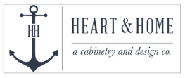 heart & home design co. - custom cabinets and design