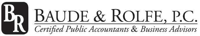 baude & rolfe, p.c.: rolfe brian d cpa