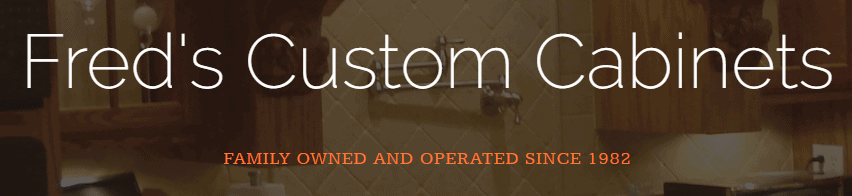 fred's custom cabinets