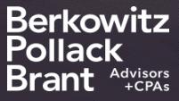 berkowitz pollack brant advisors and accountants - boca raton