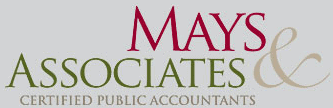mays & associates: mays sharon s cpa