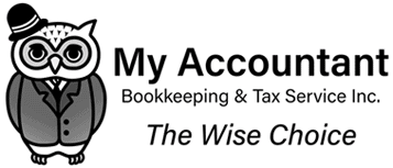 my accountant bookkeeping & tax service
