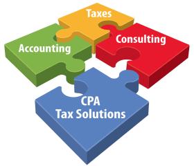 cpa tax solutions, llc - madison