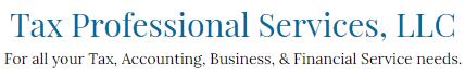 tax professional services llc