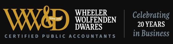 wheeler wolfenden and dwares, cpas - wilmington