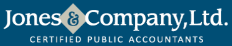 jones and company, ltd. - certified public accountants & advisors