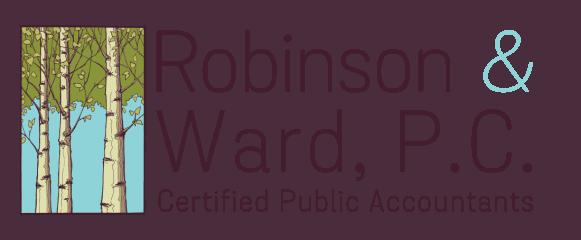 robinson & ward pc, cpa fairbanks