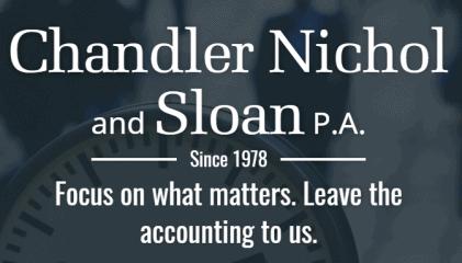 chandler nichol & sloan, p.a., certified public accountants