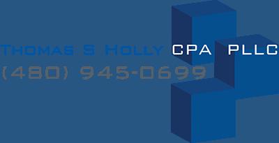 thomas s holly cpa, pllc
