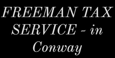 freeman tax services