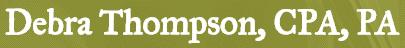debra thompson, cpa