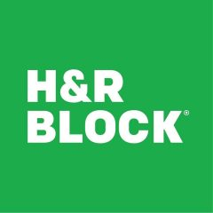 accounting h&r block - little rock