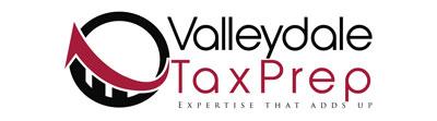 valleydale tax prep