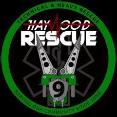 haywood county rescue squad