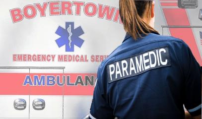 ambulance - boyertown