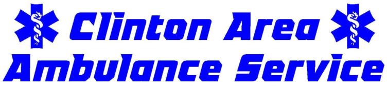 clinton area ambulance services