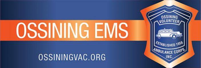 ossining volunteer ambulance corps