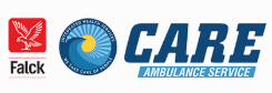 care ambulance service - orange