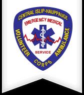 central islip - hauppauge volunteer ambulance corps.